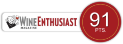 wine enthusiast 91 points