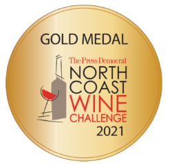 2021 Press Democrat North Coast Gold Medal