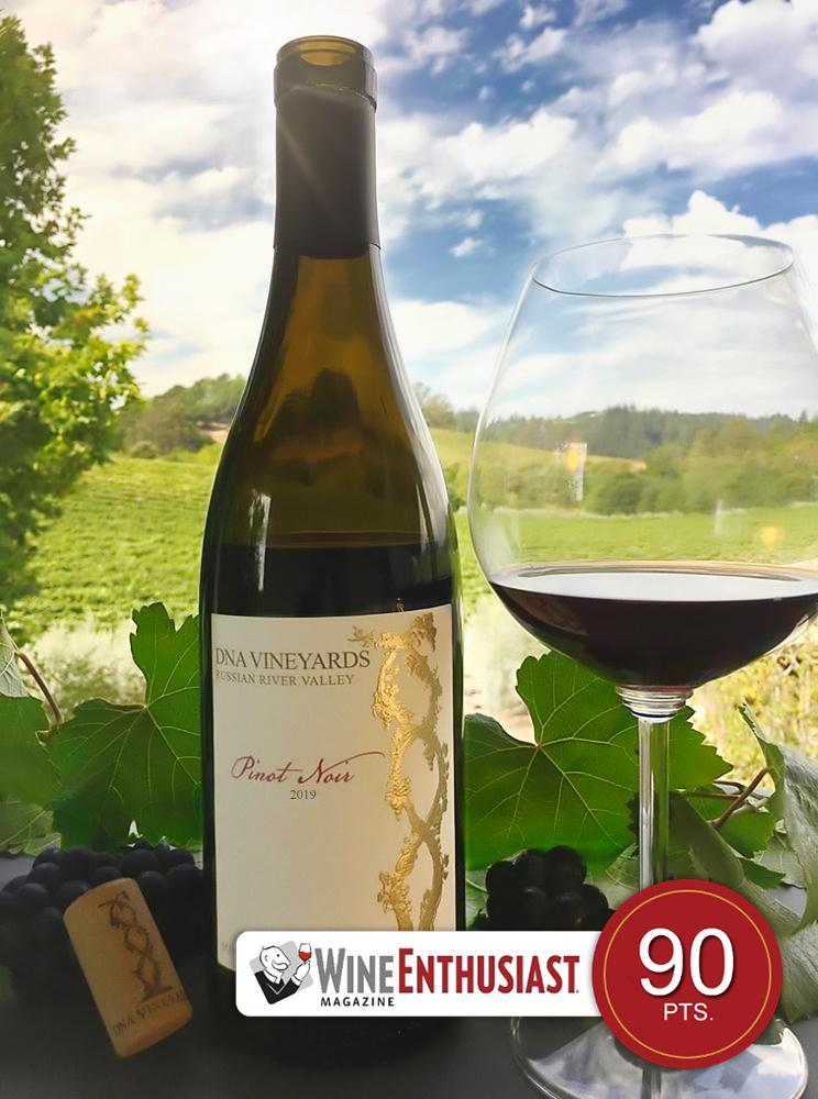 DNA Vineyards 2019 RRV Pinot Noir